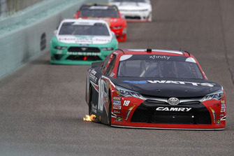 Ryan Preece, Joe Gibbs Racing, Toyota Camry Rheem-Watts