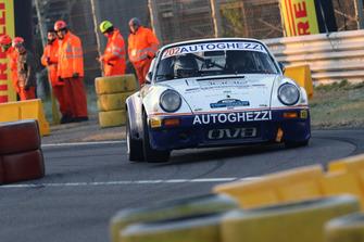 Alessandro Ghezzi, Agostino Benenti, Porsche 911 RSR