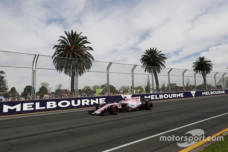 Sergio Perez, Force India VJM10