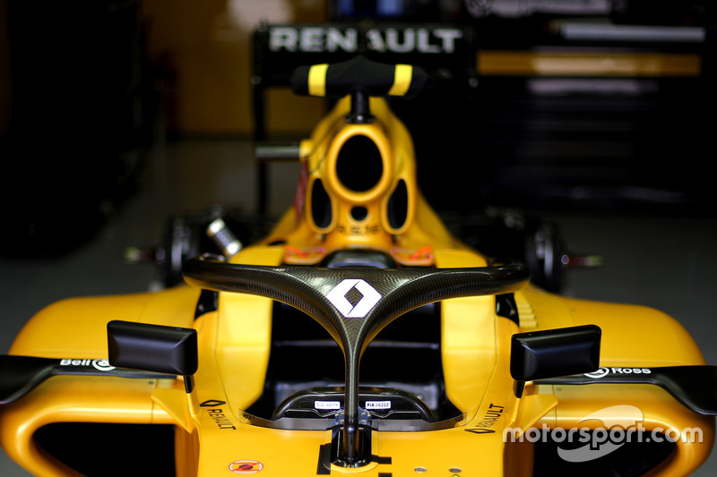 Renault F1 Team, Halo