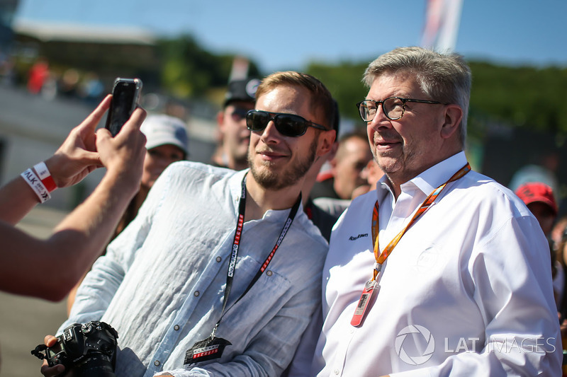 Ross Brawn, Motor Sports Formula One director