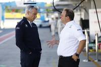 Jens Marquardt, BMW-Sportchef, Ulrich Fritz, Mercedes-Teamchef