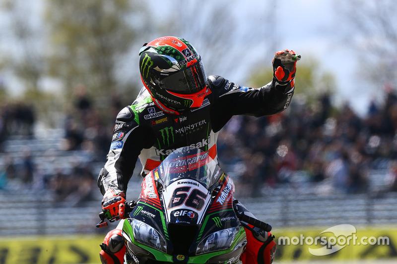 Le deuxième, Tom Sykes, Kawasaki Racing