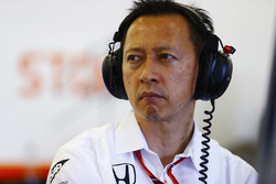 Yusuke Hasegawa, cadre supérieur, Honda