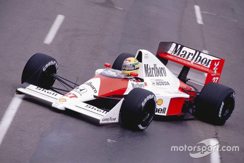 1990: McLaren-Honda MP4/5B