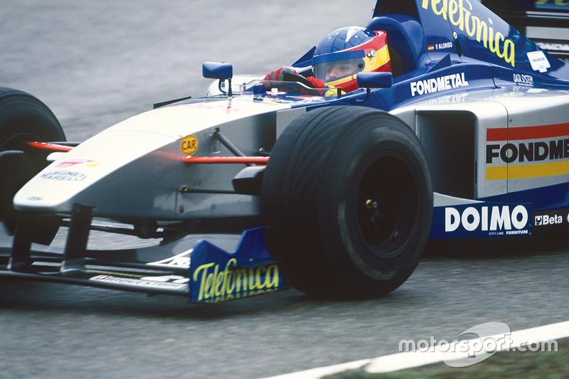 Minardi M01 (1999)