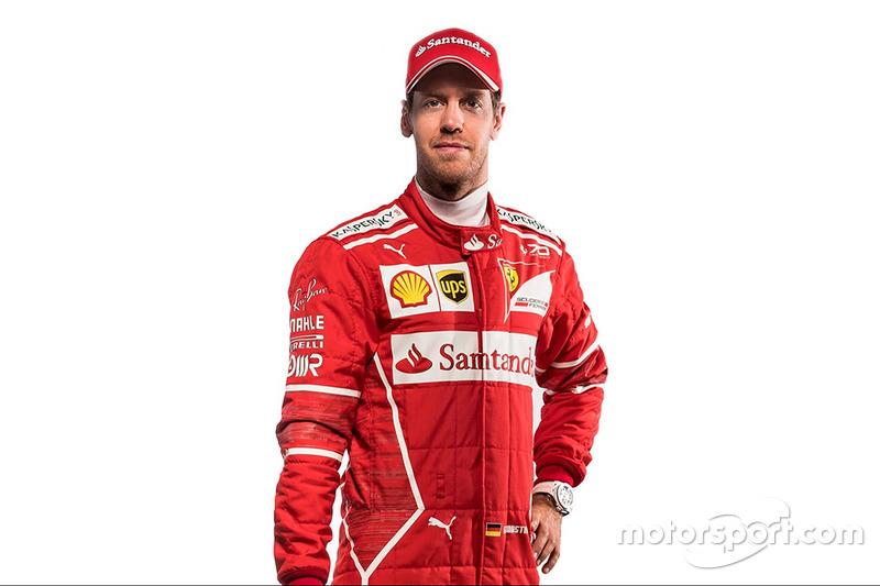 Себастьян Феттель, Ferrari (2017)