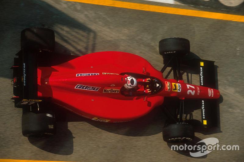 1991 - Ferrari 642