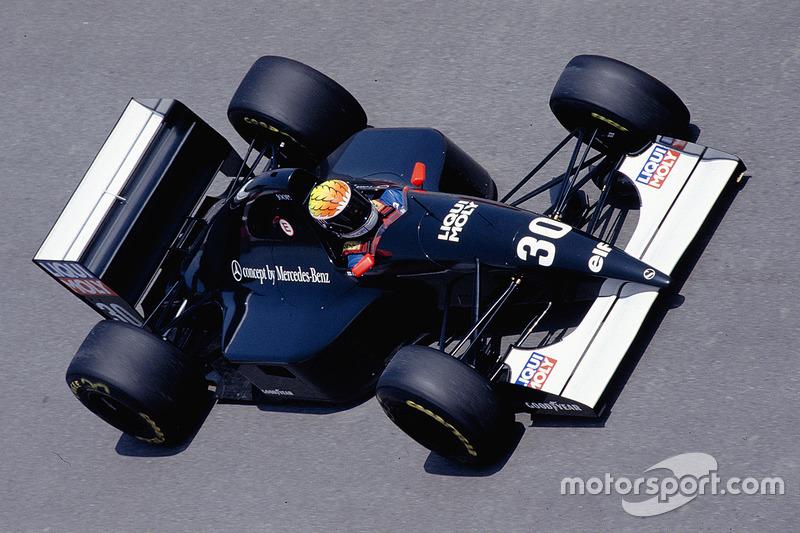 Sauber C12