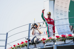 Podium: Antonio Fuoco, PREMA Powerteam