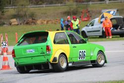 Martin Bürki, VW Polo MB, MB Motorsport, Training