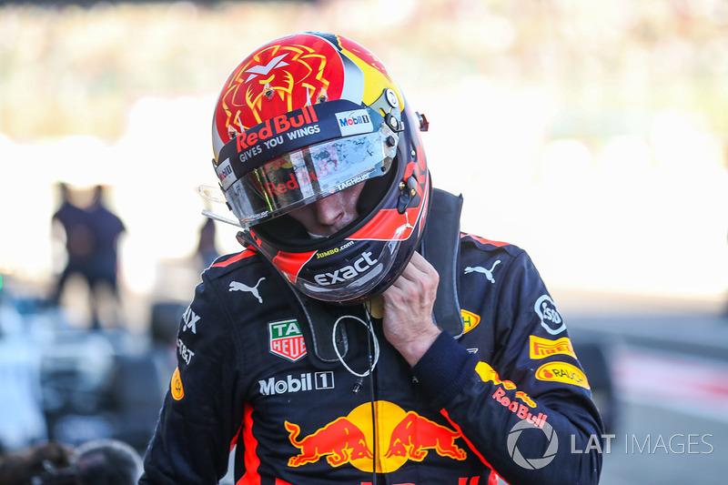 16. GP de Japón 2017: Max Verstappen (2º)