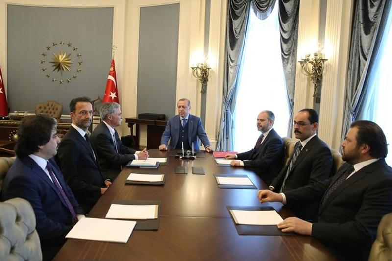 Reunión de Liberty Media con el presidente de Turquía