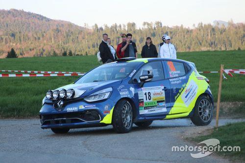 Clio R3T Trophy Alps: Critérium Jurassien