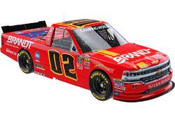 Max Johnston truck