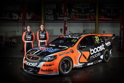 James Courtney, Jack Perkins, Walkinshaw Racing