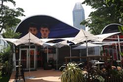Red Bull Racing team building