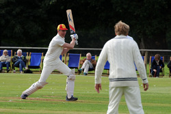 Cricket Match Matt Neal