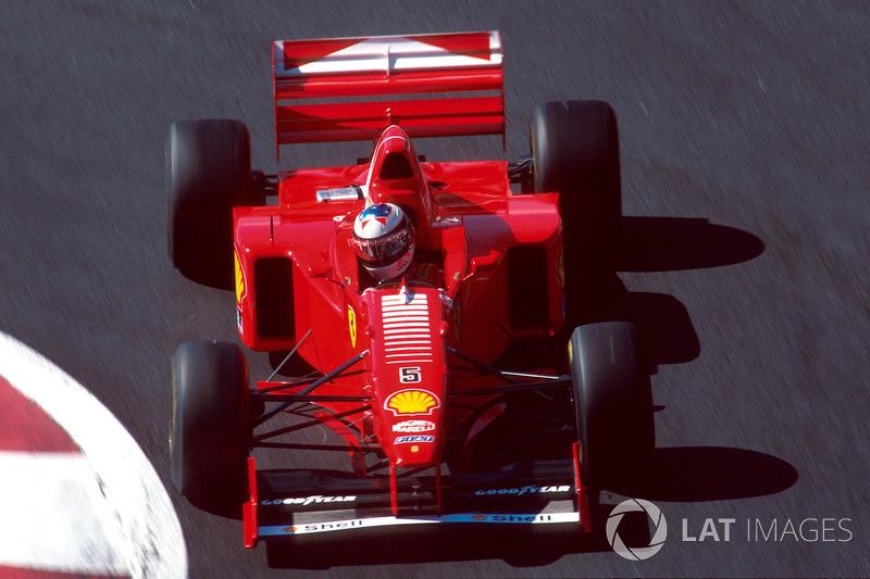 1997 Fransa GP, Ferrari F310B
