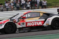 #16 MOTUL MUGEN NSX-GT(ジェンソン・バトン)