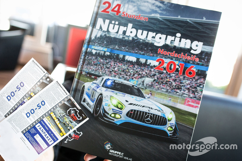 24h Nürburgring: Ticketaktion