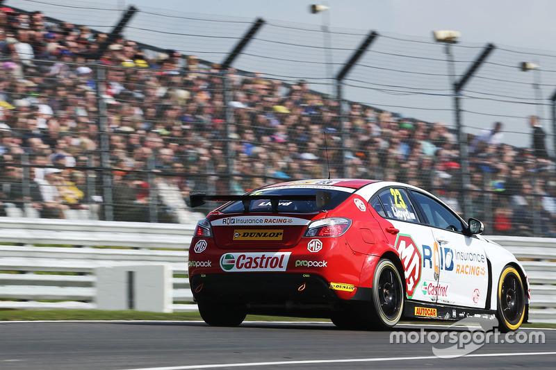 Daniel Lloyd, MG Racing RCIB Insurance MG Motor, MG 6 GT