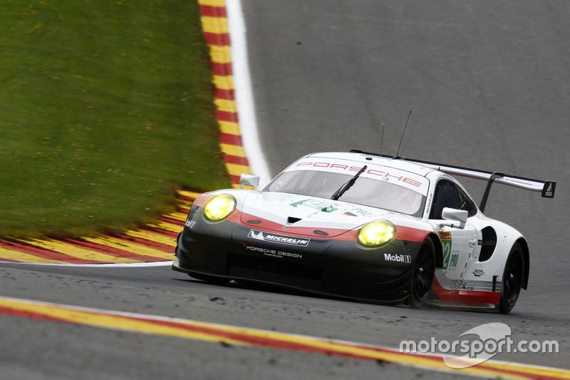 6. GTE-Pro: #92 Porsche Team, Porsche 911 RSR