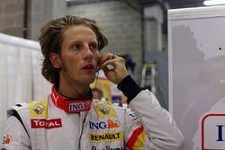 Romain Grosjean, Renault Sport F1 Team