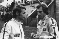 Niki Lauda, March 712M - Cosworth with Dieter Quester, March 712M - BMW