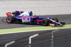 Carlos Sainz Jr., Scuderia Toro Rosso STR12, Dreher in Parabolica