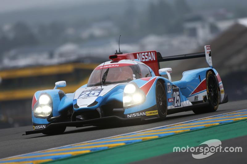 #25 Algarve Pro Racing - LMP2