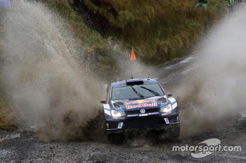 Jari-Matti Latvala, Miikka Anttila, VW Polo WRC, Volkswagen Motorsport