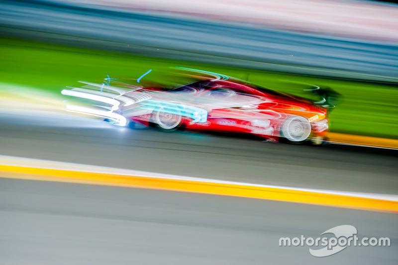 #53 AF Corse, Ferrari 488 GT3: Ishikawa Motoaki, Lorenzo Bontempelli, Giancarlo Fisichella, Olivier Beretta