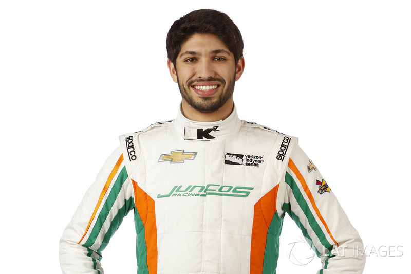 #32: Kyle Kaiser, Juncos Racing, Chevrolet