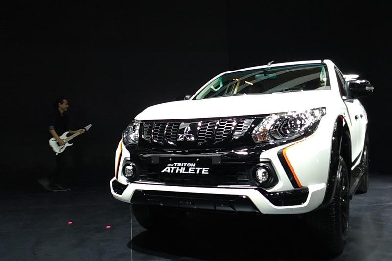 Mitsubishi New Triton Athlete