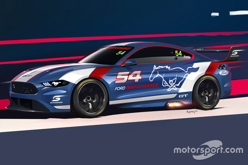Тизер Ford Mustang