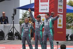 #508 Team De Rooy Iveco: Artur Ardavichus, Michel Huisman, Serge Bruynkens