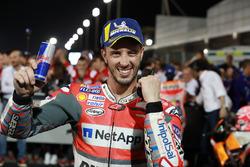 Andrea Dovizioso, Ducati Team, vainqueur