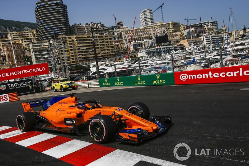 Alonso, con dos Q3 y lejanas en el año