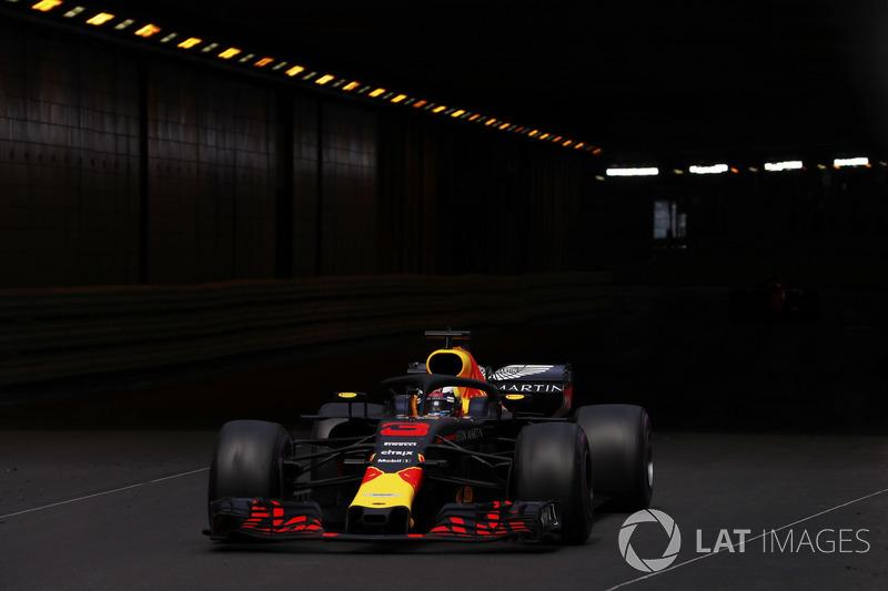 GP Monako: Daniel Ricciardo