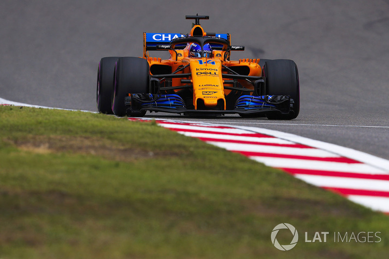 6. Фернандо Алонсо, McLaren — 22