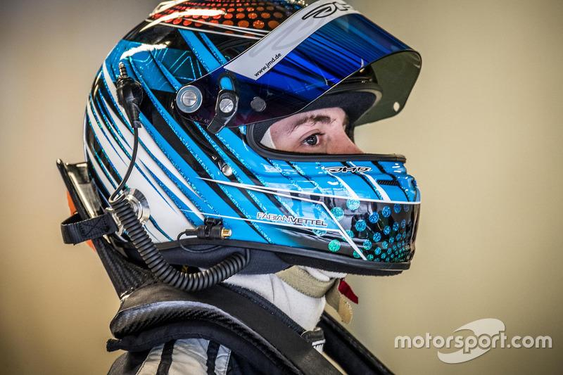 Фабіан Феттель, Konrad Motorsport
