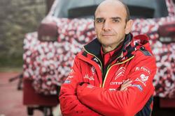 Pierre Budar, Director de Citroën Racing