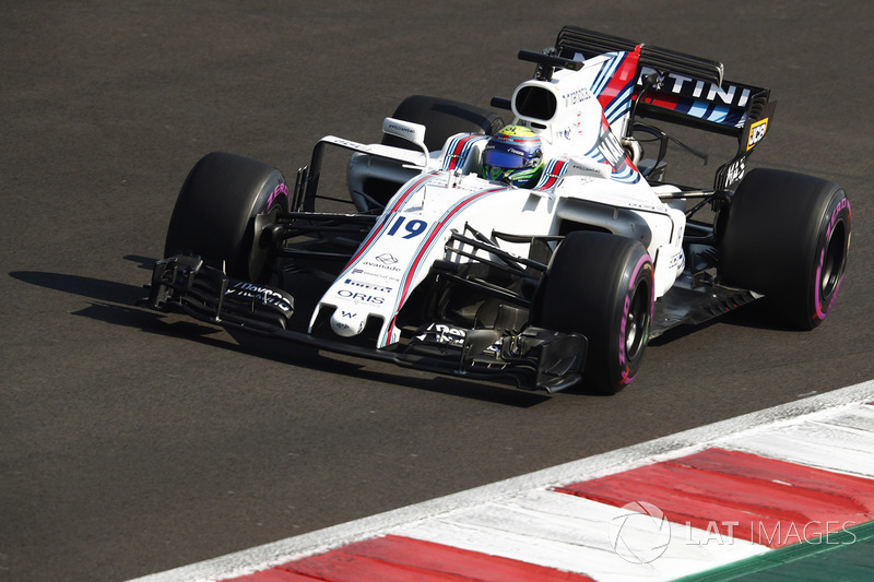 10º Felipe Massa, Williams FW40