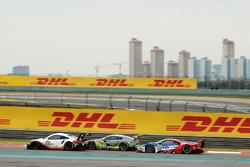 #92 Porsche GT Team Porsche 911 RSR: Michael Christensen, Kevin Estre, #95 Aston Martin Racing Aston Martin Vantage: Nicki Thiim, Marco Sorensen, #66 Ford Chip Ganassi Team UK  Ford GT: Stefan Mucke, Olivier Pla