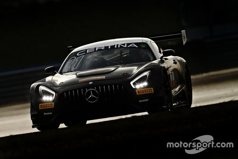 #8: Mercedes-AMG GT3