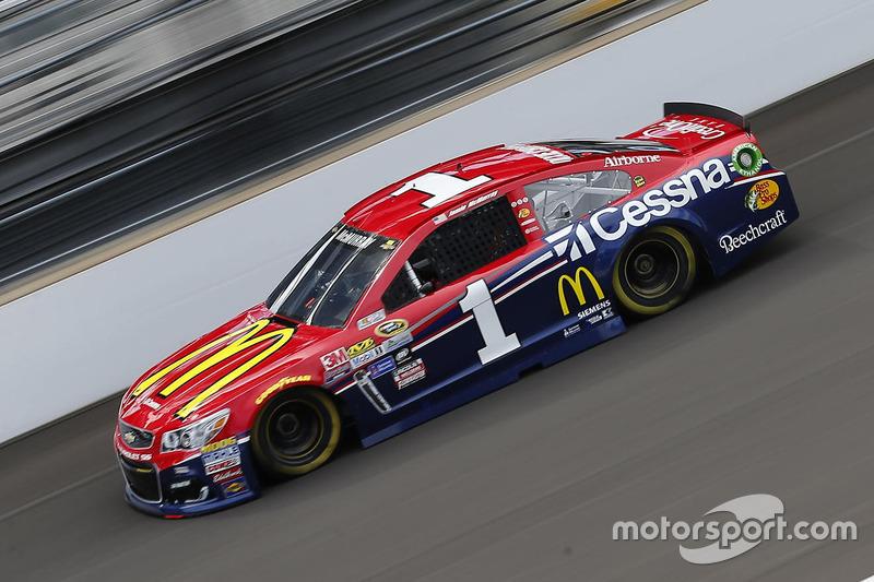 19. Jamie McMurray, Chip Ganassi Racing, Chevrolet