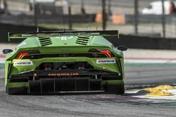 #963 GRT Grasser Racing Team, Lamborghini Huracan GT3: Rolf Ineichen, Marc Ineichen, Adrian Amstutz,