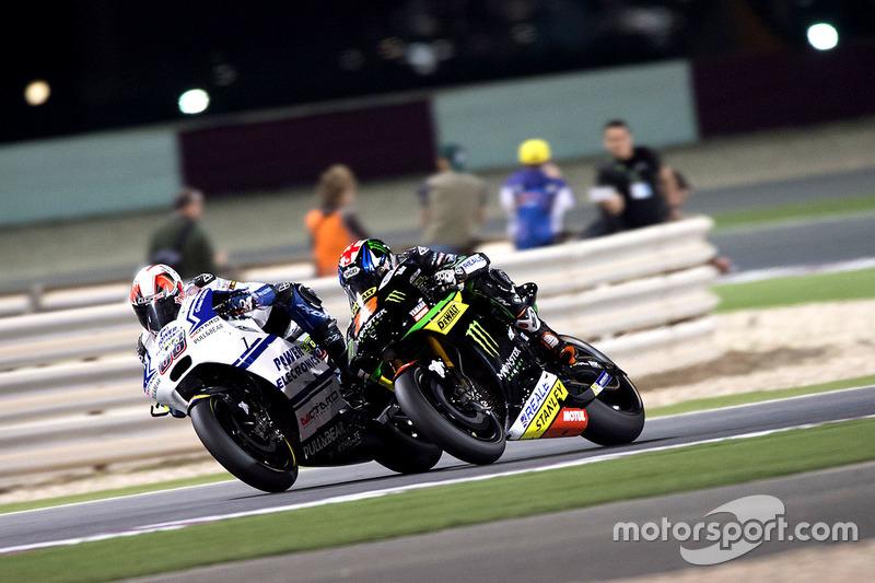 Yonny Hernandez, Aspar MotoGP Team, Ducati e Bradley Smith, Monster Yamaha Tech 3, Yamaha