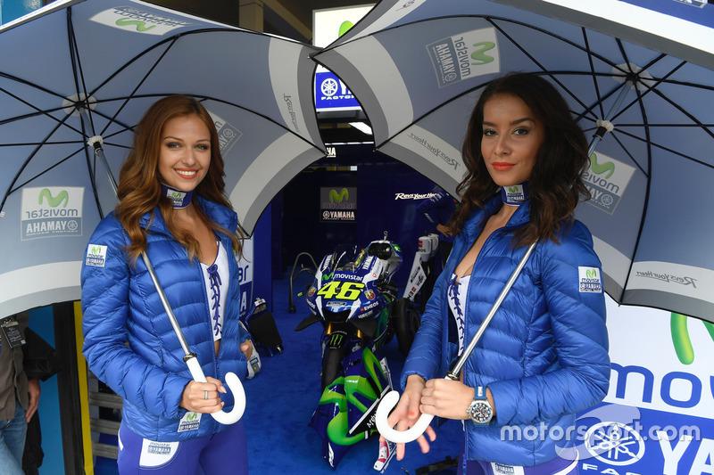 Chicas de Yamaha